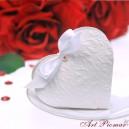 Pudełeczko serce białe