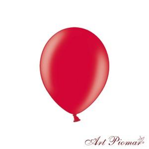 Balony metaliczne 100 szt czerwone
