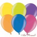 Balony metaliczne 100 szt mix kolorów