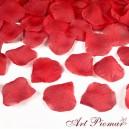 Konfetti - płatki róż 100 szt czerwone