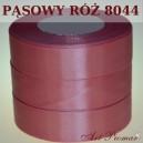 Tasiemka satynowa 12mm kolor 8044 Pąsowy róż