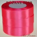 Tasiemka satynowa 12mm kolor 8049 Różany