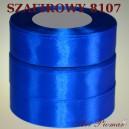 Tasiemka satynowa 12mm kolor 8107 Szafirowy