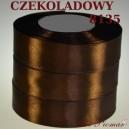 Tasiemka satynowa 12mm kolor 8135 Czekoladowy