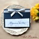 Zaproszenie ślubne Alicja