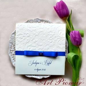 Zaproszenie ślubne Julia
