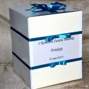 Julia - kopertówka pudełko na pieniądze koperty z tłoczeniem