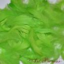 Piórka krótkie 10 g jasny zielony