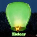 Lampion latający zielony